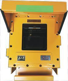YBSH127矿用隔爆型虹膜识别仪