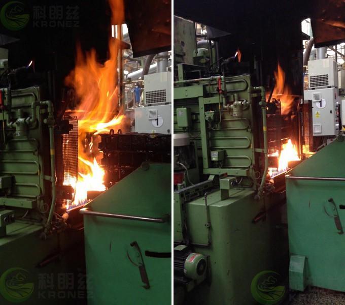 科朗兹热处理油烟废气净化工程 一站式解决方案服务商