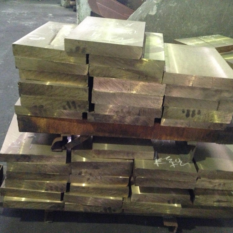 铝青铜 QAl9-4 QAl10-5-5 铝青铜棒 铝青铜块