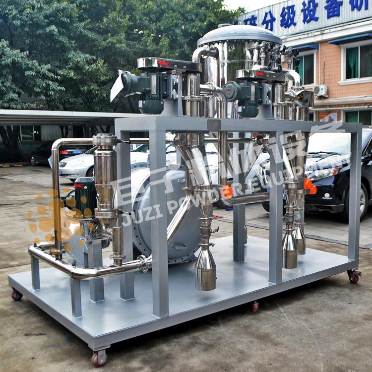厂家供应防爆型气流分级机_铝粉分级机__打散解聚设备