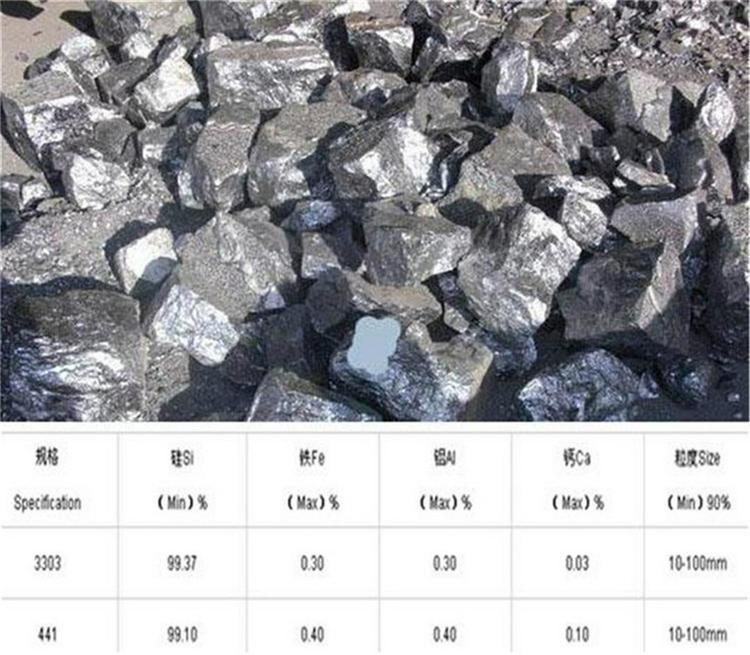 厂家直销 安阳生产高纯度优质金属硅2202  现货供应 量大从优