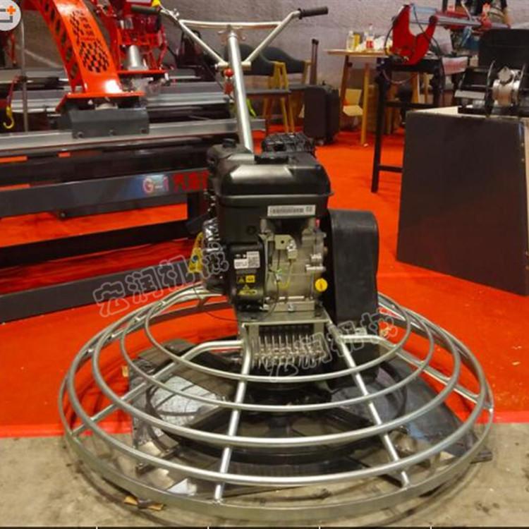 混泥土路面磨光机 汽油座驾式磨光机 多功能无尘混泥土磨光机