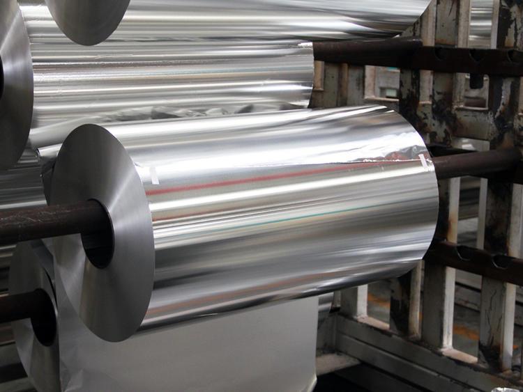 3003铝蜂窝箔 铝蜂窝隔音铝板 铝卷 铝蜂窝用铝板箔基材