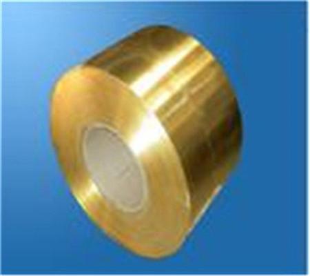 抗拉黄铜箔  厚度0.01mm以上