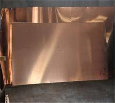 T1导电紫铜板耐腐蚀性强