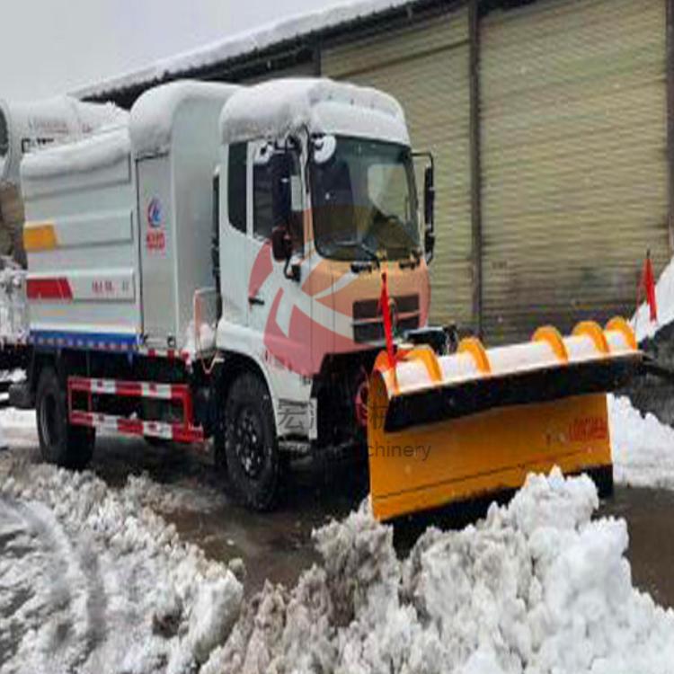直销多功能扫雪扫地机 农用小型扫雪机  路面小型扫雪机
