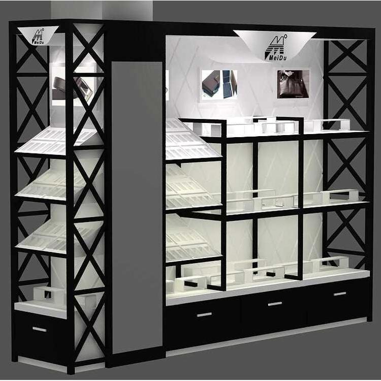 商场展示柜,精品展柜制作,济南数码柜台制作厂家公司