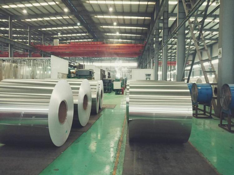 长期出售      铝箔
