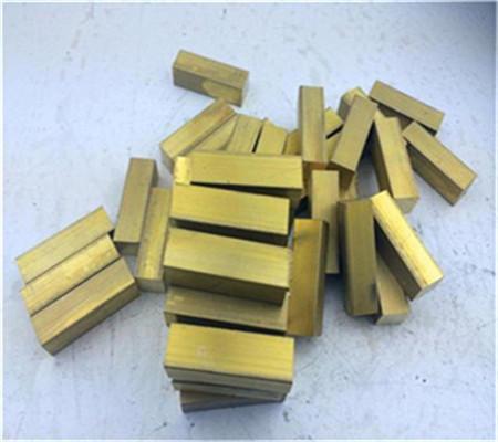 洛铜H62高塑性黄铜排易焊接