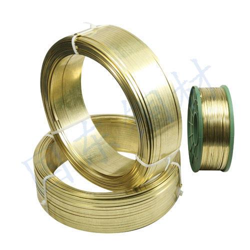 国东铜材厂国标黄铜扁线
