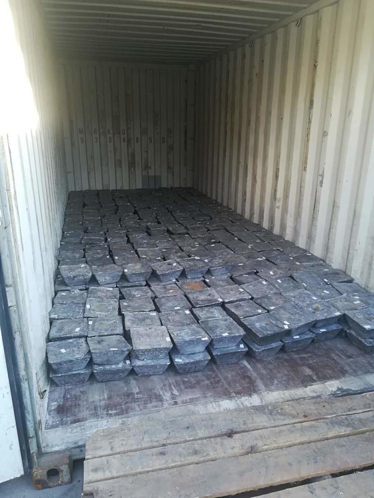 长期供应再生铅碇
