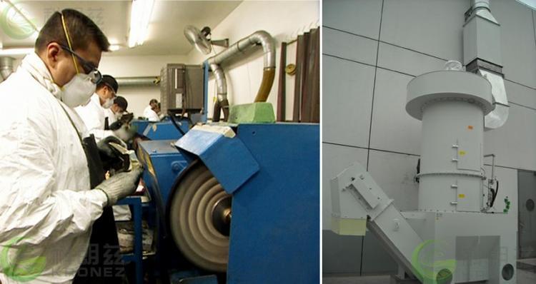 湿式除尘器能处理哪些粉尘和污染物?科朗兹环保告诉您