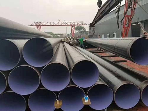 二布三油防腐螺旋钢管_沧州兴轩管道设备有限公司