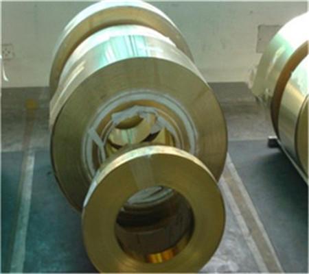 H63-3优质黄铜带,拉伸用黄铜带塑性好