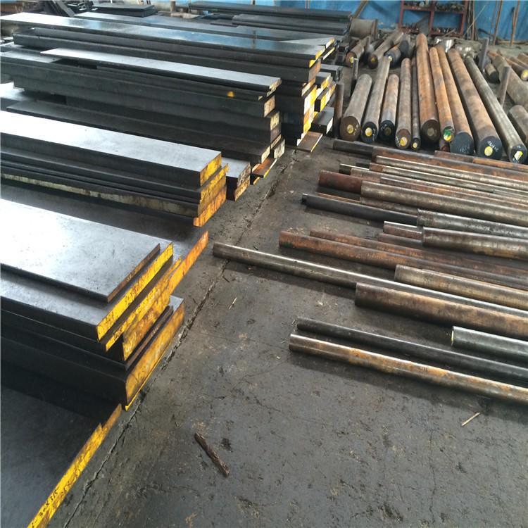 轴承钢E52100钢板 圆棒E52100轴承钢 E52100圆钢光板E52100