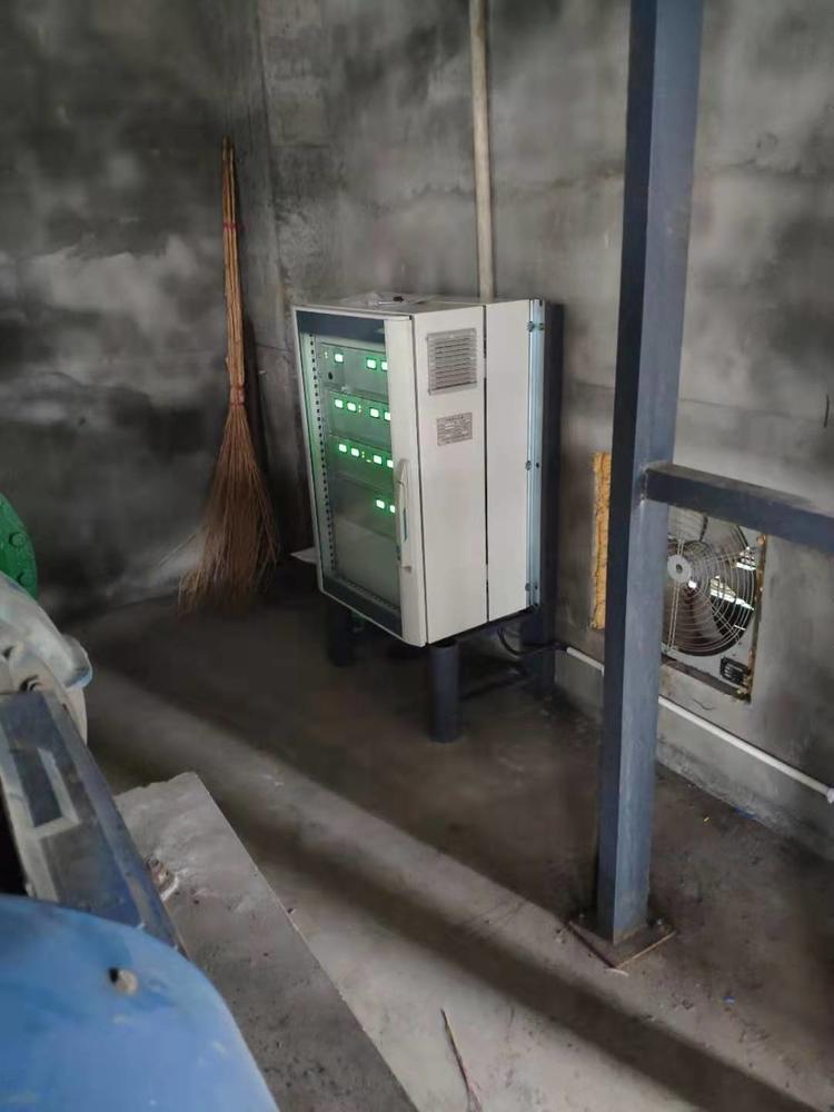 板换散热器高效除垢