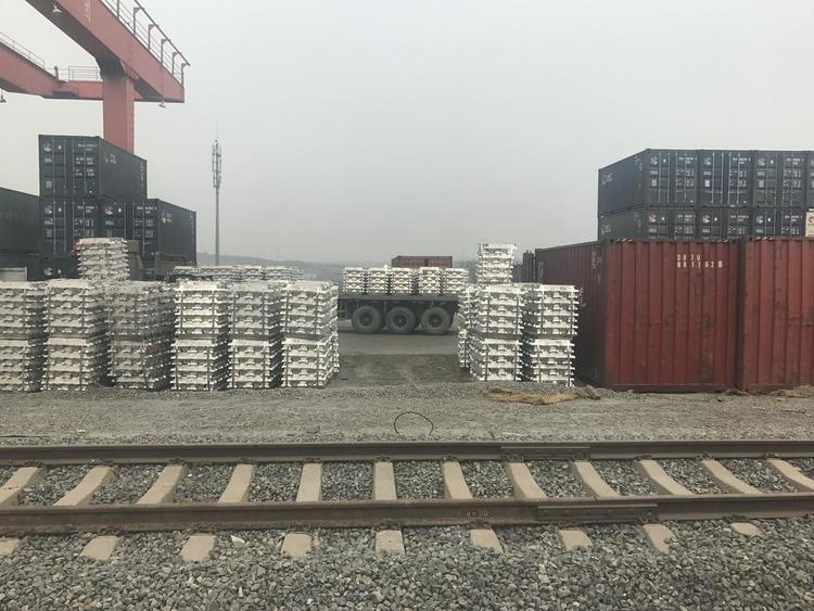 长期供应重熔用铝锭 A00  99.7 99.85
